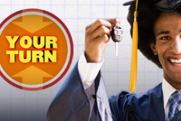 Your Turn: Driver's Licenses and Graduation