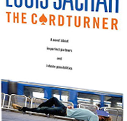 The Cardturner by Louis Sachar