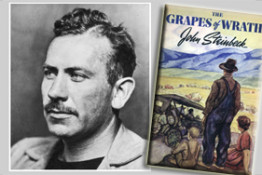 Author Series: John Steinbeck
