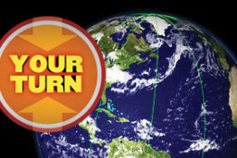 Your Turn: Earth Day