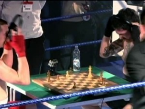 The NBT: Chessboxing