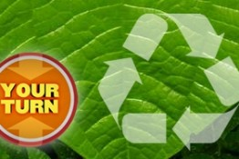 Your Turn: Go Green Back to School