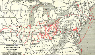 Live Chat: The Underground Railroad