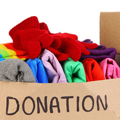How To Donate Your Clothes