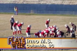 The Play of the Week: 8.12.2013