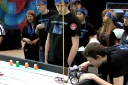 The FIRST Robotics Competition 2013