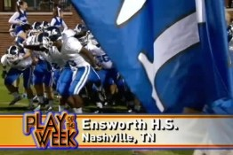 The Play of the Week: 9.30.13