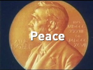 Nobel Prizes Awarded