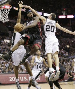 Can Spurs get back at Heat? Can they survive West?