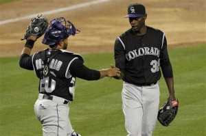 Closing time: K-Rod, Hawkins go retro in bullpen
