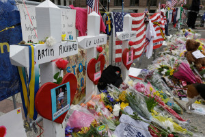 Interactive: The Boston Bombing Anniversary