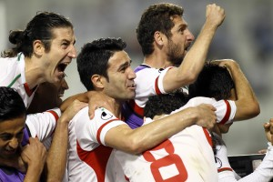 Lack of match practice no deterrent for Iran