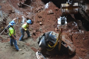 Last Corvette retrieved from Kentucky sinkhole