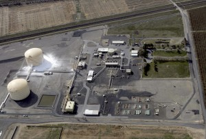 Officials seek clues in natural gas facility blast