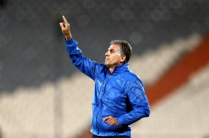 Queiroz aiming to take Iran to the next level