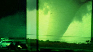 Tornadoes Hit Home