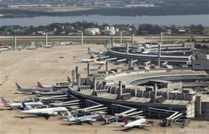 Brazil tries to assure tourists airports are OK