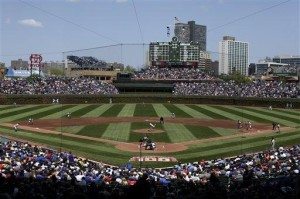 Cubs make new Wrigley plan, risk lawsuit