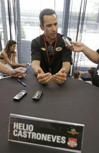 Double points, double pressure at Indy 500