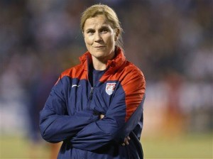 Ellis named coach of US women's national team