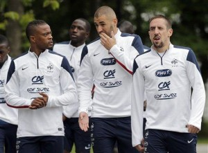 France enters World Cup as dangerous outsider