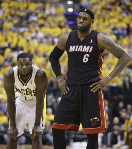 Heat, Pacers readying for Game 6 of East finals