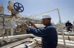 Iraqi Kurds ship oil through region's own pipeline