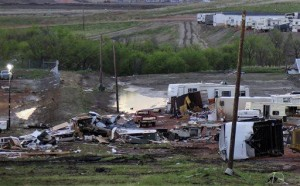 North Dakota tornado prompts safety discussion