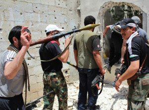Reports: Ceasefire reached in Syrian city of Homs