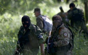 Ukraine launches airstrike on pro-Moscow rebels