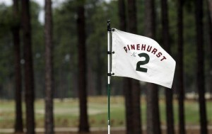 A return to Pinehurst with a different landscape