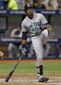 Ackley has 3 RBIs, Mariners beat Rays 7-4