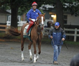 At retooled Belmont, stars align for Triple Crown