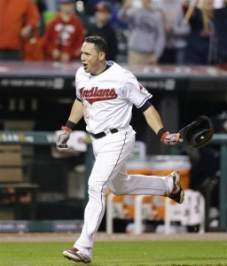 Cabrera's 3-run HR in 12th gives Indians 7-4 win