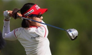 Hee Young Park, Shanshan Feng lead in Canada