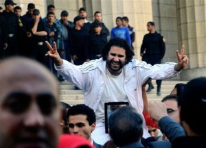 Icon of Egypt's 2011 revolt sentenced to 15 years