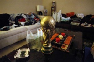 Latin Americans journey to Brazil World Cup