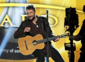 Luke Bryan's not the only star to take a tumble