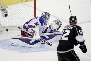 Marian Gaborik, Kings eager for Game 3 at MSG