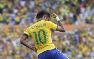 Neymar leads Brazil to 4-0 win over Panama