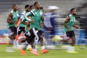 Nigeria striving to out-do 1994 World Cup vintage
