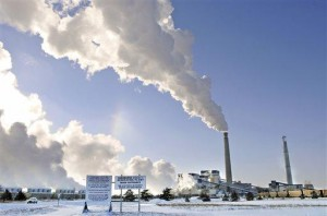 Power plant plan further clouds coal's future