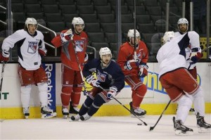 Rangers, LA Kings ready for big Stanley Cup finish