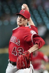 Richards' gem leads Angels over Astros 4-0