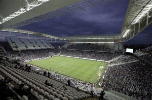 Sao Paulo stadium hosts final World Cup test