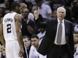 Spurs' Leonard wins NBA Finals MVP