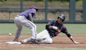 TCU rallies for CWS berth, 6-5 over Pepperdine