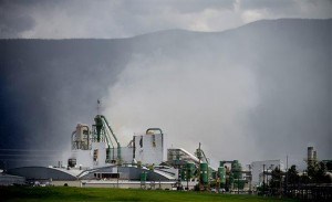 Workers safe after blasts, fire at Montana plant