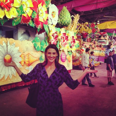 Mardi Gras World!