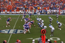 Gators Kentucky Football Sports Florida Field Gainesville